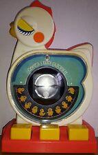 Gioco Giocattolo Conta i Tuoi Pulcini Anni 70 Tomy 1977 Hong Kong Game Chicks