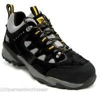 Size UK 4 Euro 37 JCB TREKKER Safety Work Trainers Shoes Toe Cap Ladies Womens