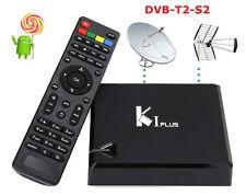 ^nv Ricevitore DVB-T2-S2 k1 plus Android 5.1 s905 4K Recorder Internet kodi iPTV
