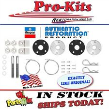Fits Plymouth 1970 1971 Duster Scamp Hood Pins Kit
