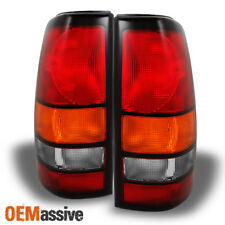 Fit 2004-2007 GMC Sierra Pickup Tail Lights Replacement 2005 2006