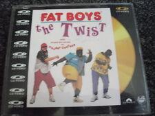 Fat Boys-The Twist CD Video-UK