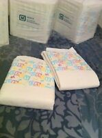 2 Diapers - Bambino Classico - Medium or Large - plastic-backed - adult baby