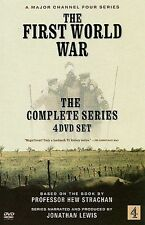 The First World War - The Complete Series - DVD