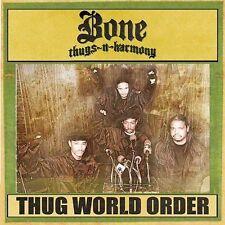 New: Bone Thugs-n-Harmony: Thug World Order (Clean) Clean Audio CD