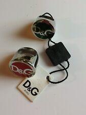 D&G ANELLO DOLCE & GABBANA  dj0646 NUOVO ORIGINALE