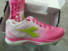 Diadora Star Competition Tennis Shoes Women Size 9 -9.5