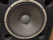 """JBL 2225 MATCHED PAIR High Performance 15"""" JBL Woofers Speakers"""