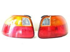 JDM 93-97 HONDA DEL SOL EG2 TAIL LIGHTS LAMPS TAILLIGHTS DELSOL CIVIC OEM