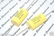 1pcs - REL-CAP PPMF 1uF (1µF) 630V 10% Axial Capacitor - PPMF105K6.3A FOR AUDIO