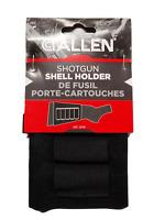 Allen Buttstock Shell Holder Elastic 5 Shotgun Shells/Rounds 12Ga Black 205