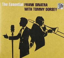 CD DOPPIO FRANK SINATRA WITH TOMMY DORSEY THE ESSENTIAL NUOVO SIGILLATO ORIGINAL
