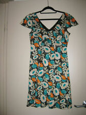 Review Women's Regular Size Floral Casual Dresses