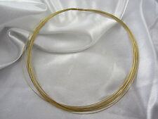 Mehrsträngiger Halsreif aus Gold 585