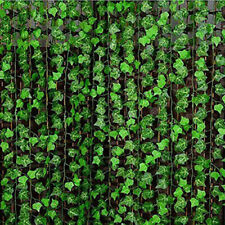 7.87ft Artificial Trailing Ivy Leaf Garland Plants Vine Foliage Home Decoration