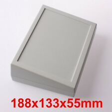 MDT-130 ABS Plastic Box Sloped Desktop Enclosure Hobby Electronic Project Case