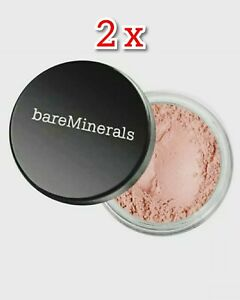Bare Minerals Blush Exuberance 2 x 0.85g Brand New
