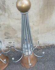Vintage Amazing GEORGE KOVACS Decorative Glass Hanging Pendant