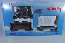 Märklin 54103 Maxi Wagenset Glaskasten,Delta,Digital,Figuren,unbespielt,neuw.OVP