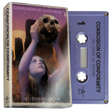 Corrosion Of Conformity No Cross No Crown Purple Cassette LImited edition of 500