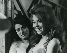 "Cinéma, ""Latin Lovers"", Tania Raggi and Fernanda Ricciardi Vintage Print Tirag"