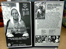 THREE SOVEREIGNS FOR SARAH 2-VHS Vanessa Redgrave witch trials Salem 1981 film