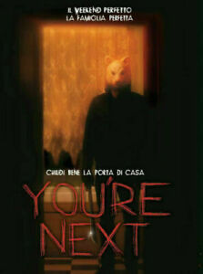 You're Next DVD EAGLE PICTURES