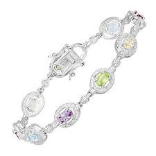 Tennis Armbänder aus Sterlingsilber mit Diamanten