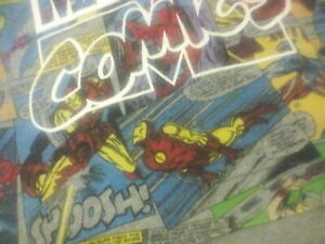 Boys Marvel jumper. Aged 7 years. From Next