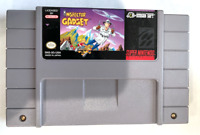 Inspector Gadget Super Nintendo SNES Game Tested + Working & AUTHENTIC!