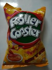 ROLLER COASTER SWEET AND SPICY POTATO RINGS 60g