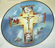 Franklin Mint The Life of Christ Plate by Barzoni