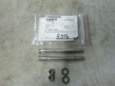 "Hilti KB3 Kwik-Bolt 304 S/S W/ Nut & Washer 3/8""x5"" Lot of 2 (NIB)"