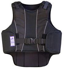 NEW Supra-Flex Body Protector Equestrian Vest - Adult Small, Navy