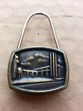 Mid Century ABC Most Improved Average Key Fob American Bowling Congress Award