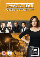 Law and Order - Special Victims Unit: Season 15 DVD (2017) Mariska Hargitay
