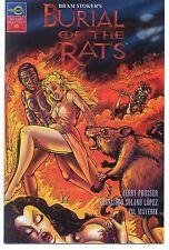 BRAM STOKER'S BURIAL OF THE RATS (1995)  #3 Roger Corman's Cosmic Comics VF/NM