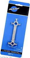 Park Tool MT-1 Bicycle Rescue Wrench Multi-Tool MT-1C Hex / Socket Made in USA