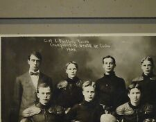 1908 Idaho State Football Champions Team Photo  -  56816
