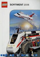 Prospekt Katalog Lego Sortiment 2006 Spielzeugkatalog Spielzeug Broschüre toys