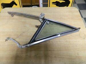 1966 - 1967 Pontiac GTO Cutlass Skylark Chevelle RH Vent Window Assembly