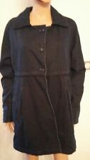 Mantel Pepe Jeans Twitched L41021 Größe L blau