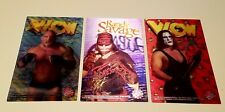 Macho Man Randy Savage wrestling wrestler 3D trading card NWO TNA WWF NWA WCW