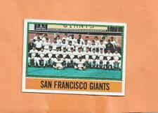 San Francisco Giants Equipo Tarjetas Topps 1976 Tarjetas #443