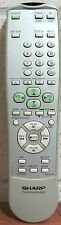 Sharp GA027SA TV Remote 27UF810 32UF800 32UF810 32US710 36UF810 27US710 36UF500