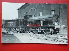 PHOTO  SR EX SECR CLASS C LOCO NO 1573 BR 31573