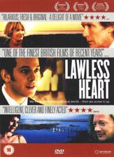 LAwless Heart DVD (2003) Tom Hollander ***NEW***