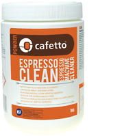 1kg CAFETTO Espresso clean Powder Coffee Machine Cleaner E11839 ALL BRANDS