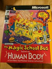 The Magic School Bus Explores The Human Body