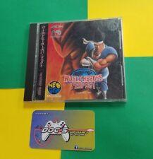 (D3) World Heroes Perfect Neo Geo CD Japan